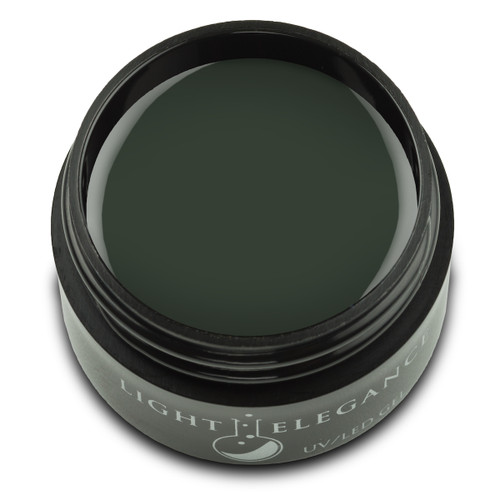 This sophisticated olive green makes you stand and take notice.  RingmasterColor Gel, 17 ml
