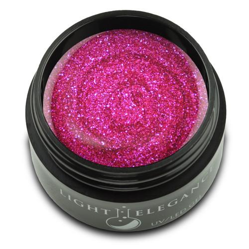UV/LED Glitter Gel, Eat, Drink and Rosemary, 17 ml