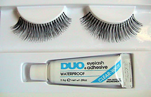 lashes only - glue not included