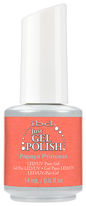 Papaya Princess Just Gel Polish SKU: 56672 Details: Flirty Salmon Just Gel Polish Finish: Shimmer