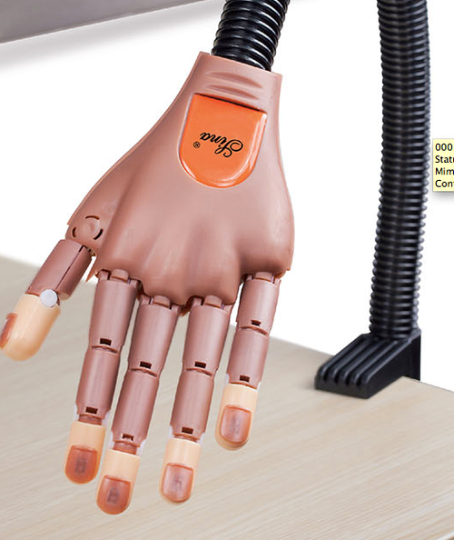replacement tips for practice hand - hand NOT included (purchased separately)