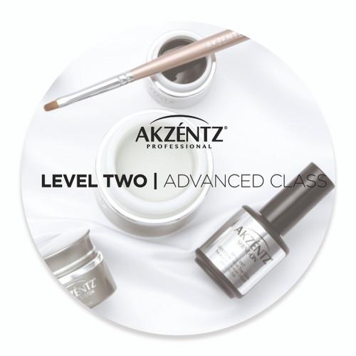 akzentz advanced gel nail class