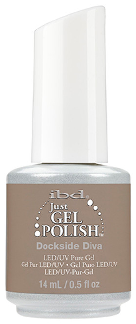 ibd just gel polish dockside diva nude