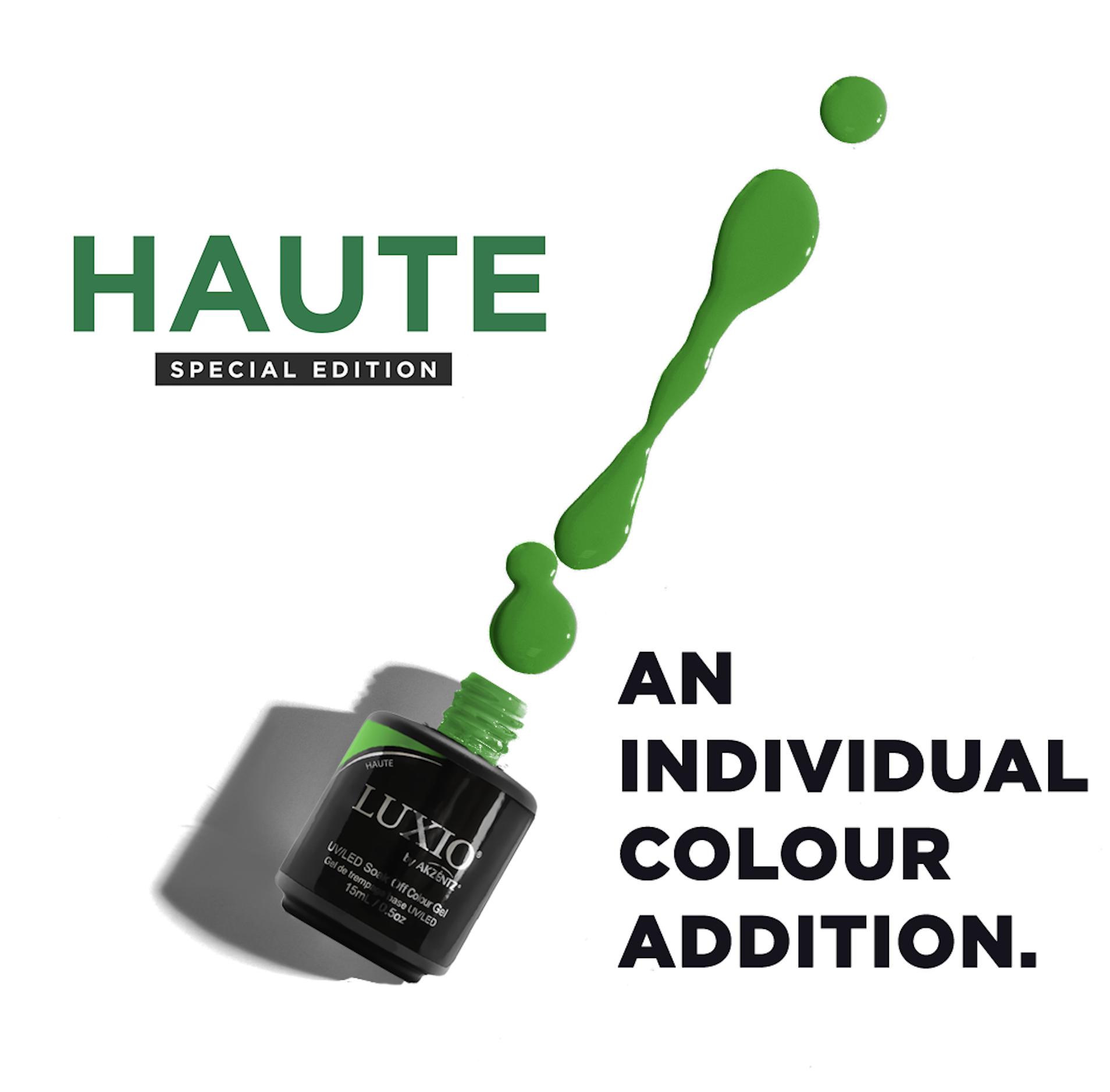 luxio haute green
