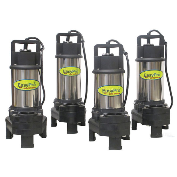Stainless Steel Housing Submersible Pumps