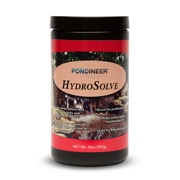 HydroSolve Rock and Waterfall Cleaner 32 oz.