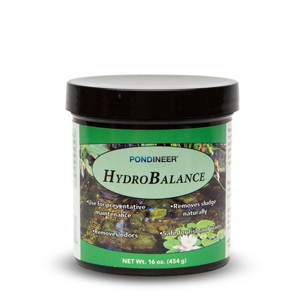 HydroBalance 16 oz. water treatment