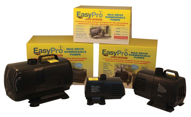 Easy Pro Submersible Pump