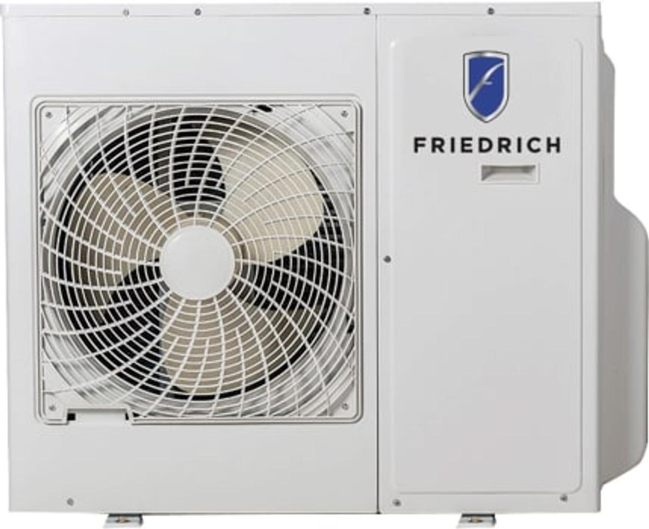 Friedrich FPHMR18A3A Floating Air Multi Zone Outdoor Unit with 24000 Nominal BTU, Soft Start Compressor,