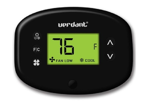 Verdant Wireless Energy Management Thermostat w/Remote Network Management
