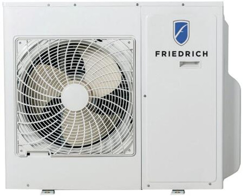 Friedrich FPHMR24A3A Floating Air Multi Zone Outdoor Unit with 24000 Nominal BTU, Soft Start Compressor,