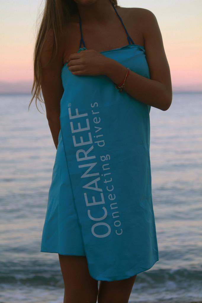 Ocean Reef Towel