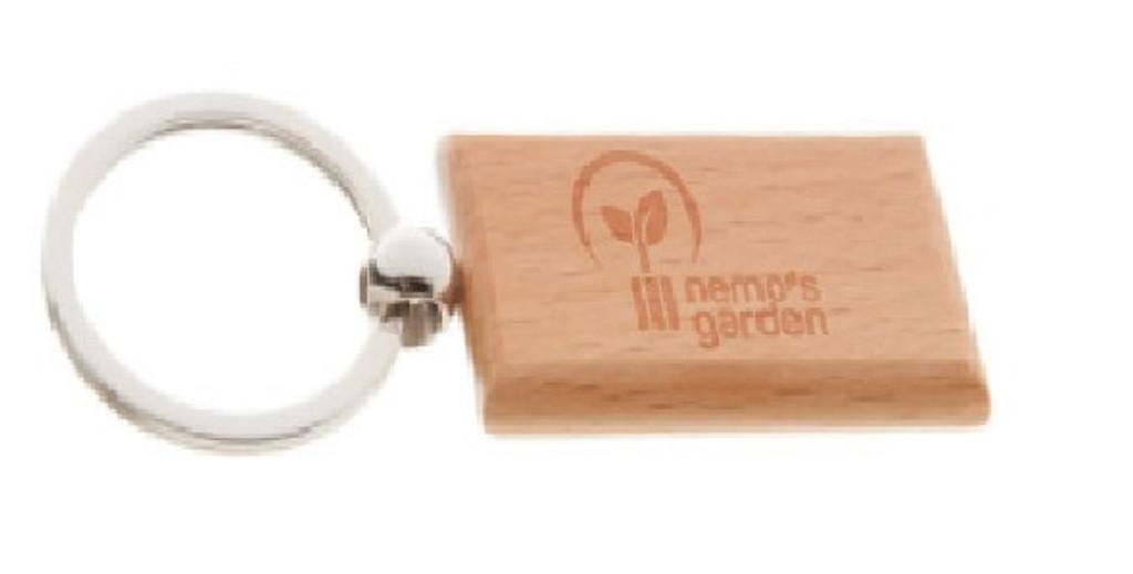 Key Ring - Nemo's Garden