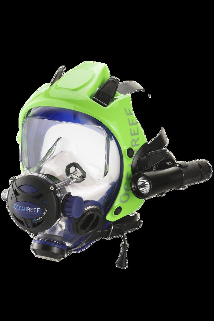 Gdivers Cobalt w/extender kit green ( Extender Kit Sold Separately)