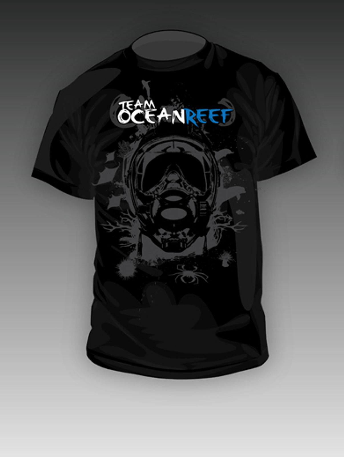 T-Shirt Team OceanReef