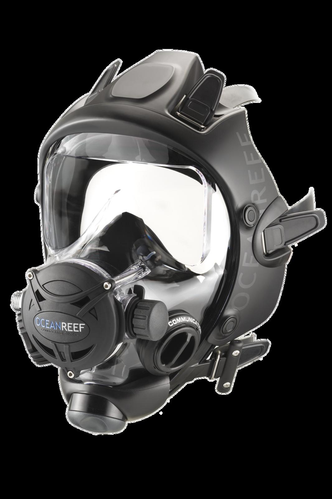 Space Extender 100 - IDM - Black/Black 100% O2 compatible