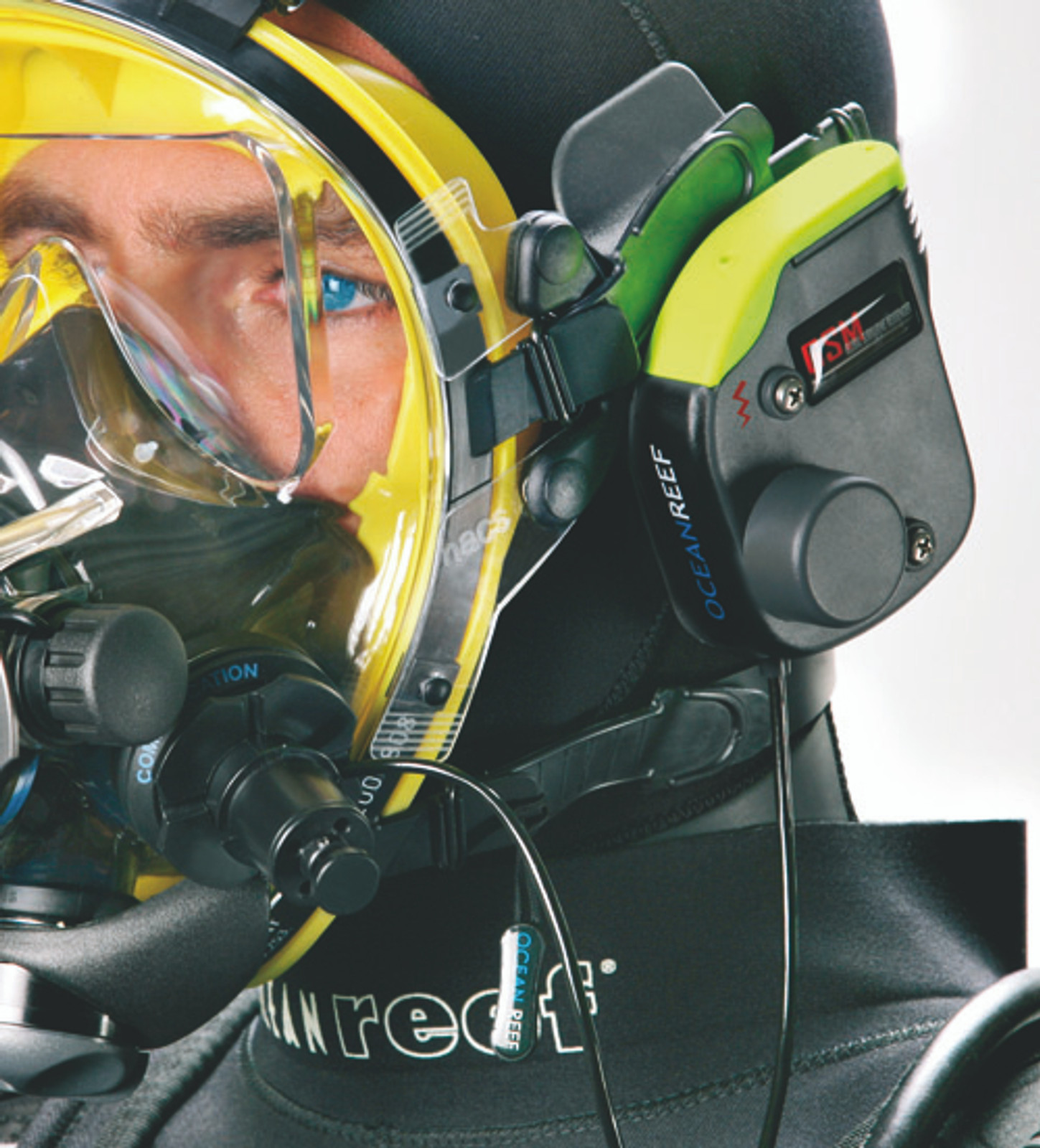 REFURBISHED -  Alpha Pro X-Divers Underwater Unit for Hardwired Communications