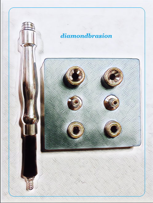 Diamond Tip Set for Crystal Free Dermabrasion