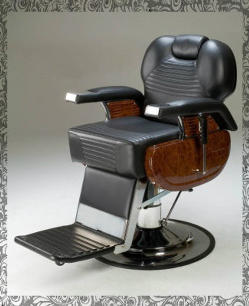Athena AS-3607W Barber Chair