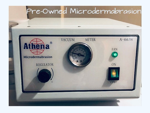 Pre-Owned Diamond Dermabrasion Machine