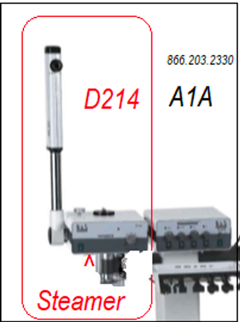 Replacement Steamer for D-214 Multifunction