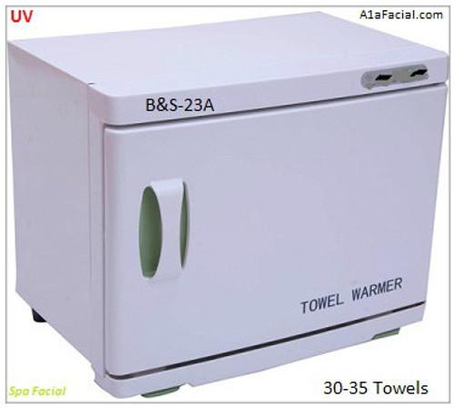 B&S 30-35 Towel Warmer