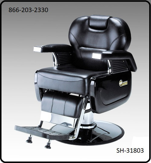 Excellent Quality Black Barber Chair #BSSH-31803