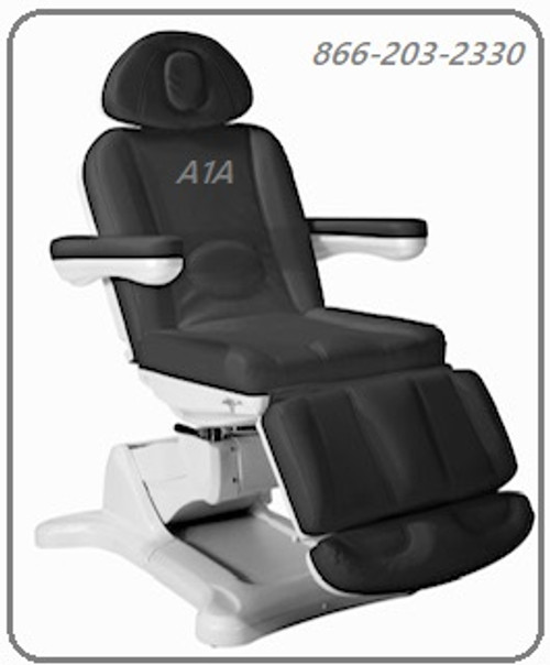 MedSpa Rotation Treatment Chair Charcoal Gray  #2246