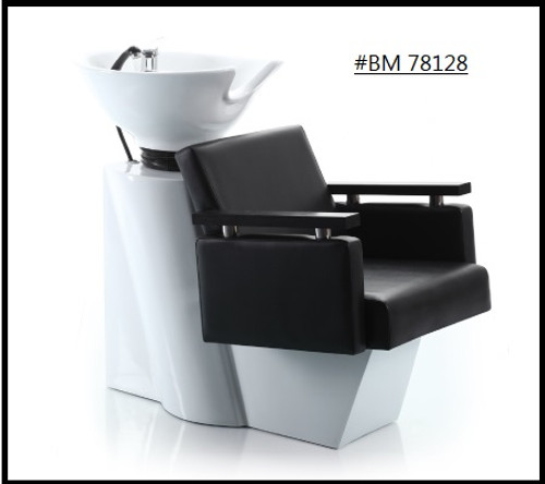 Athena Square Shampoo Chair