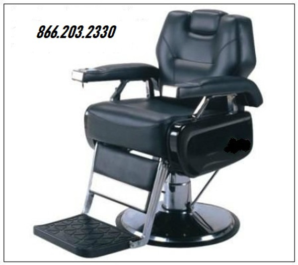 Barber Chair AB-31108 Red or Black
