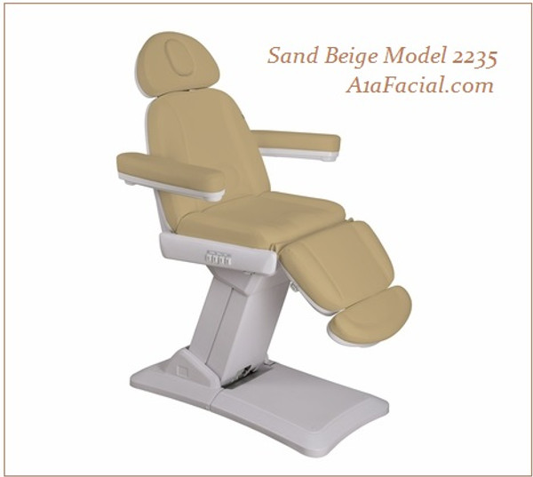 Electric Beauty Bed #2235 Beige