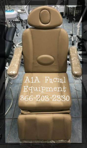 MedSpa Rotation Treatment Chair Beige 2246B MSRP: $3630.00