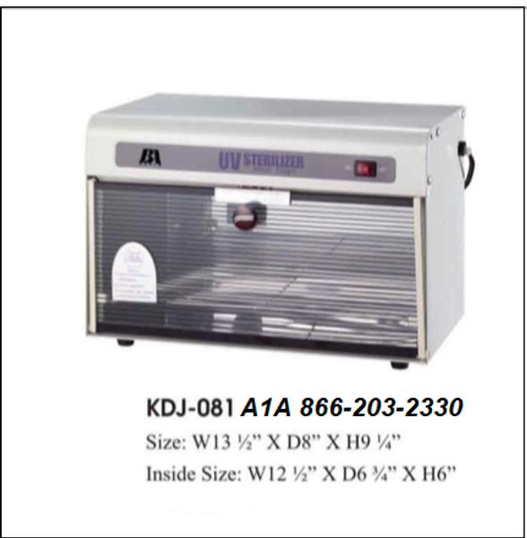 UV Sterilizer Cabinet