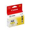 Canon CLI-42Y Yellow Ink Cartridge