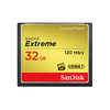 Sandisk Extreme 32GB 800X (85MB/s) Compact Flash Card
