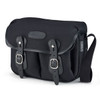 Billingham Hadley Small Black Canvass/Black Leather