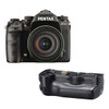 Pentax K-1 Mark II w/ 28-105mm WR Lens Kit and D-BG6 Battery Grip