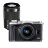 Canon EOS M6 15-45mm Kit & Canon EF-M 55-200mm F4.5-6.3 IS STM