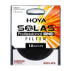 Hoya 82mm SOLAS IRND 1.8 (6-stop)