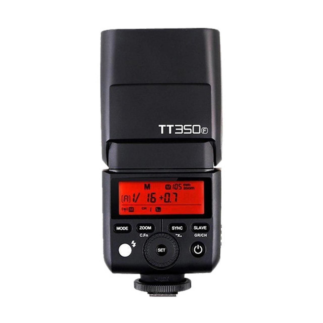 Godox TT350F Flash for Fujifilm
