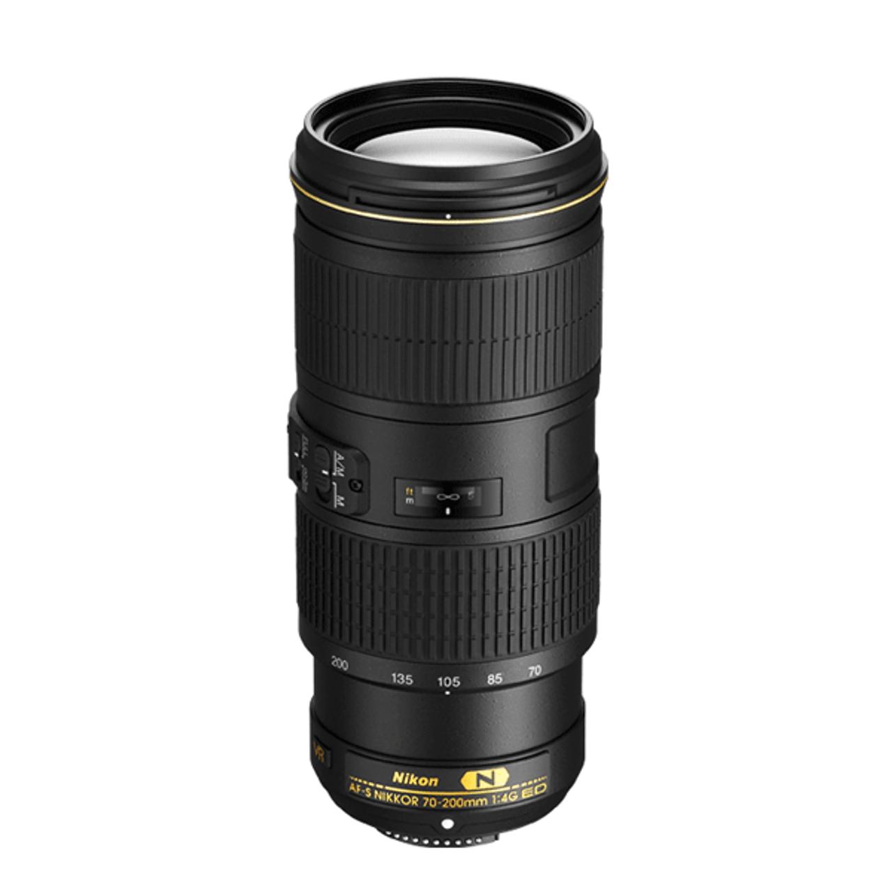 Nikon AF-S 70-200mm F4G VR Nikkor