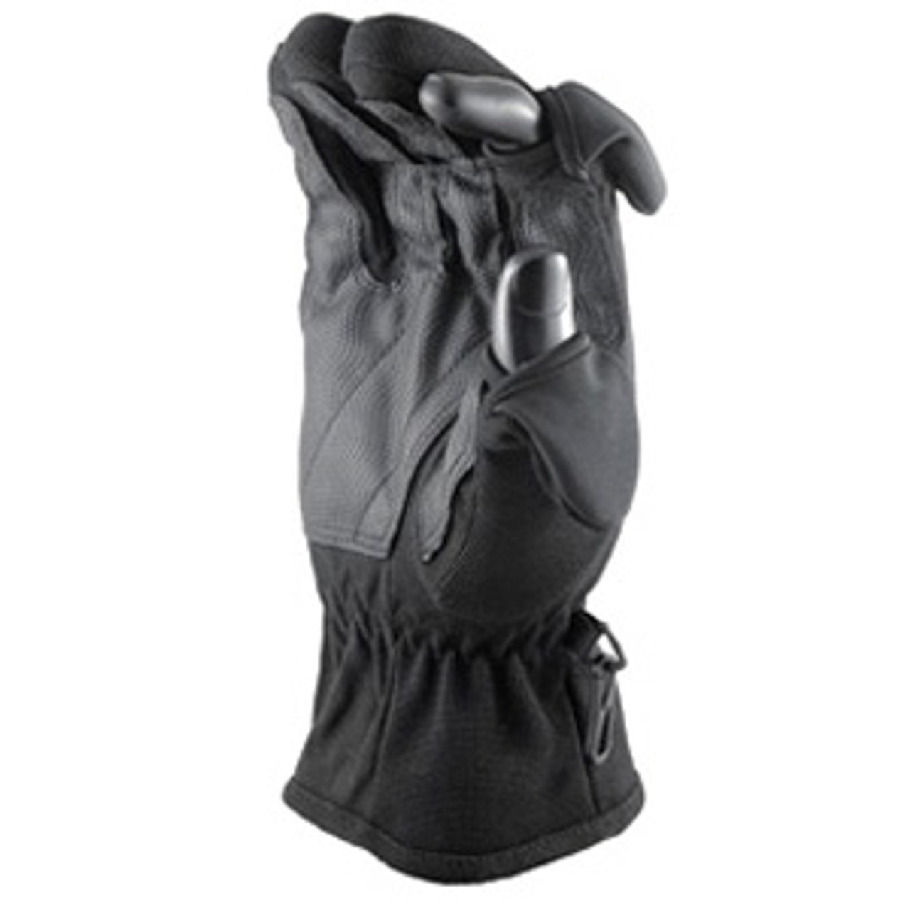 Optex Freehands Photo Gloves - Mens (Large)