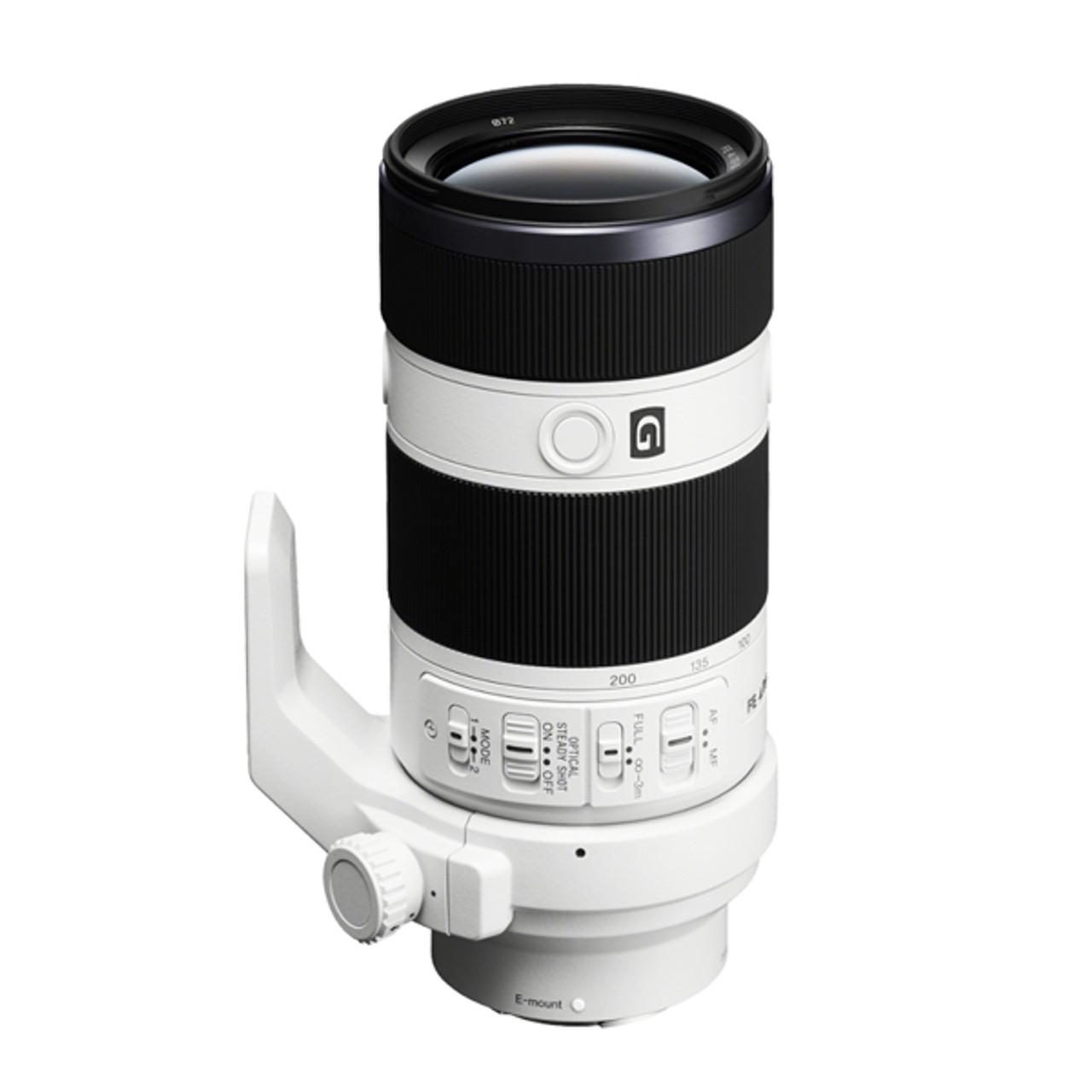 Sony SEL 70-200mm F4G FE OSS