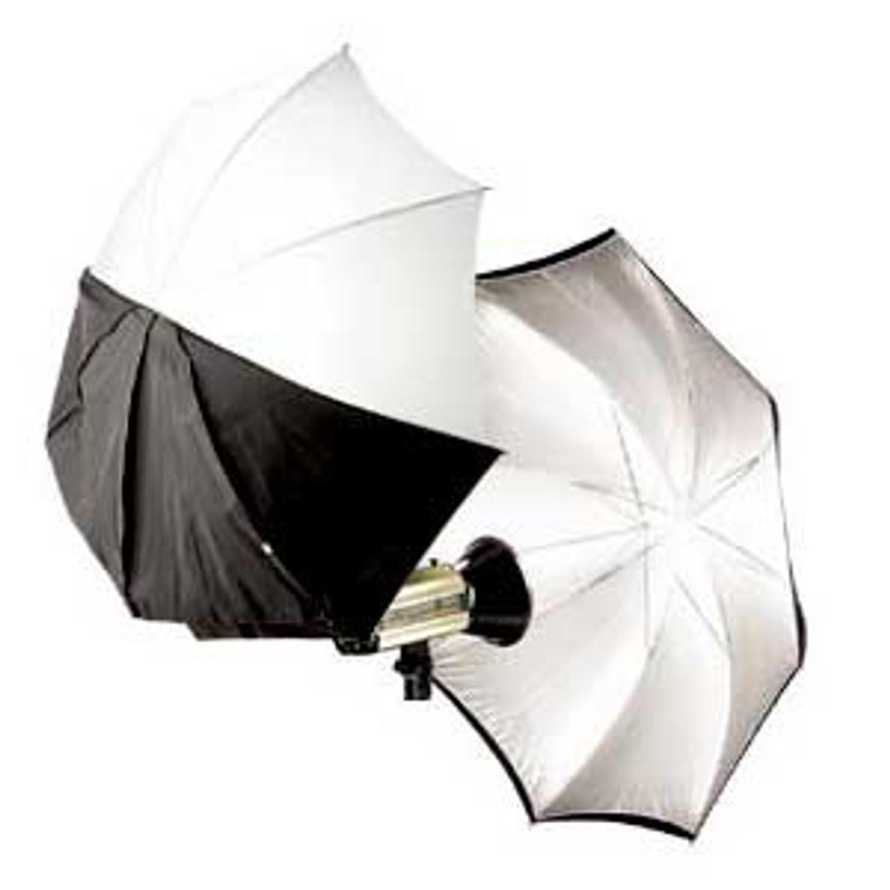 """Photoflex 60"""" Convertible Umbrella"""