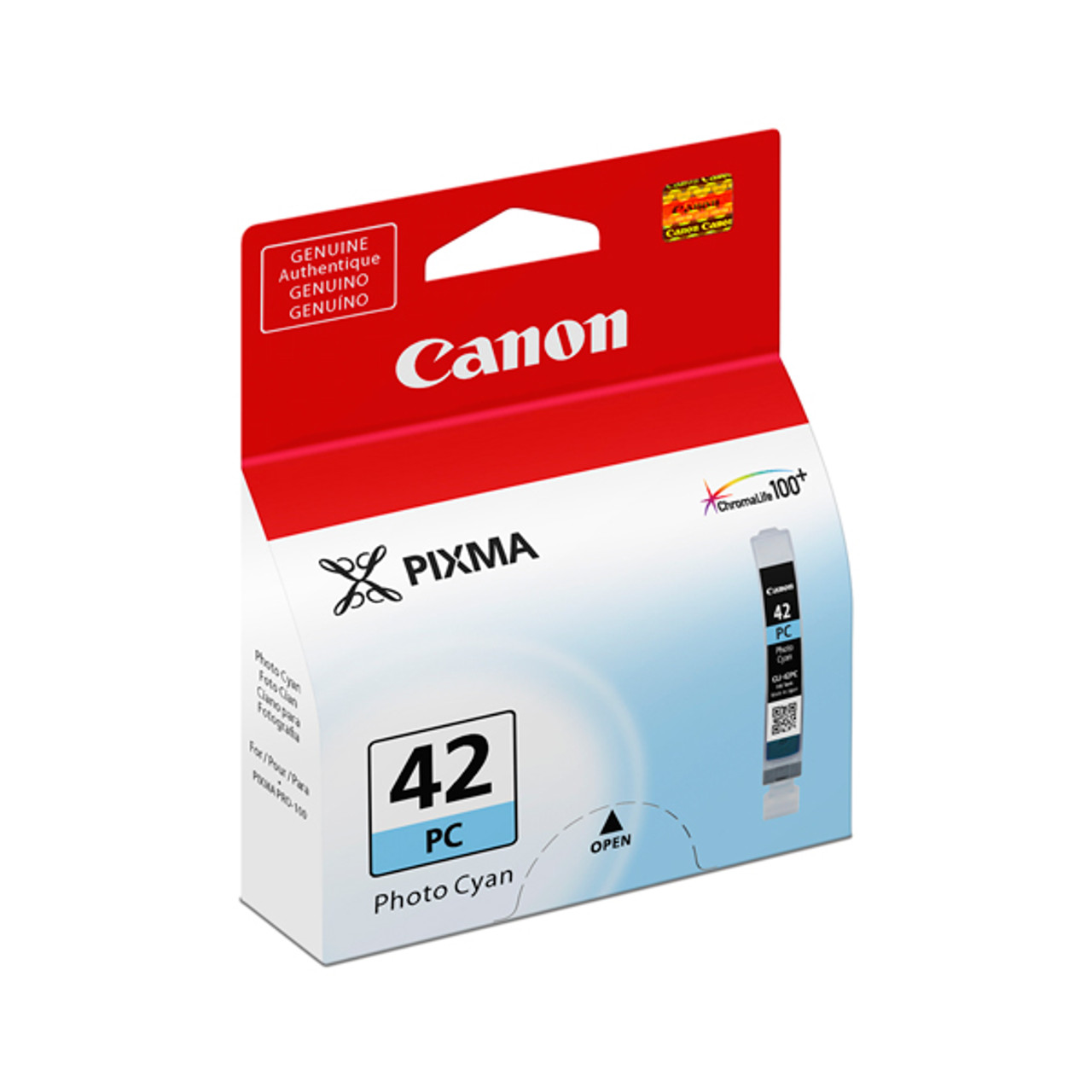 Canon CLI-42PC Photo Cyan Ink Cartridge
