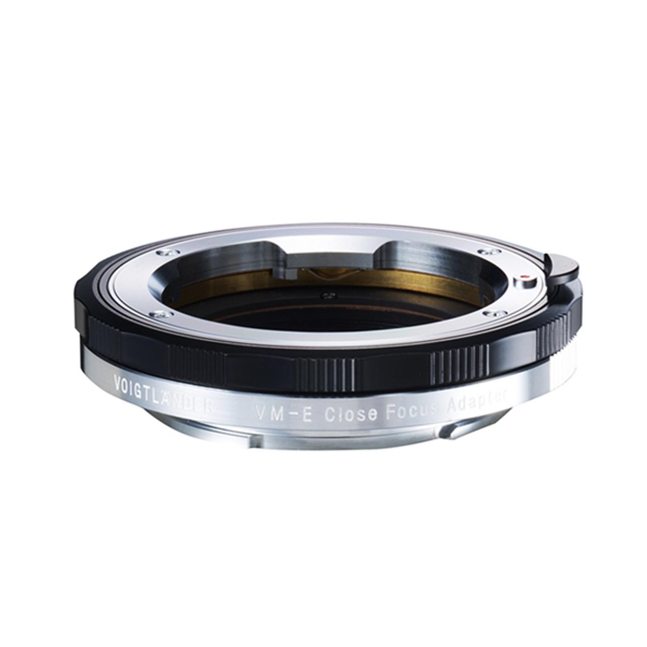 Voigtlander VM to E-Mount Close Focus Adapter