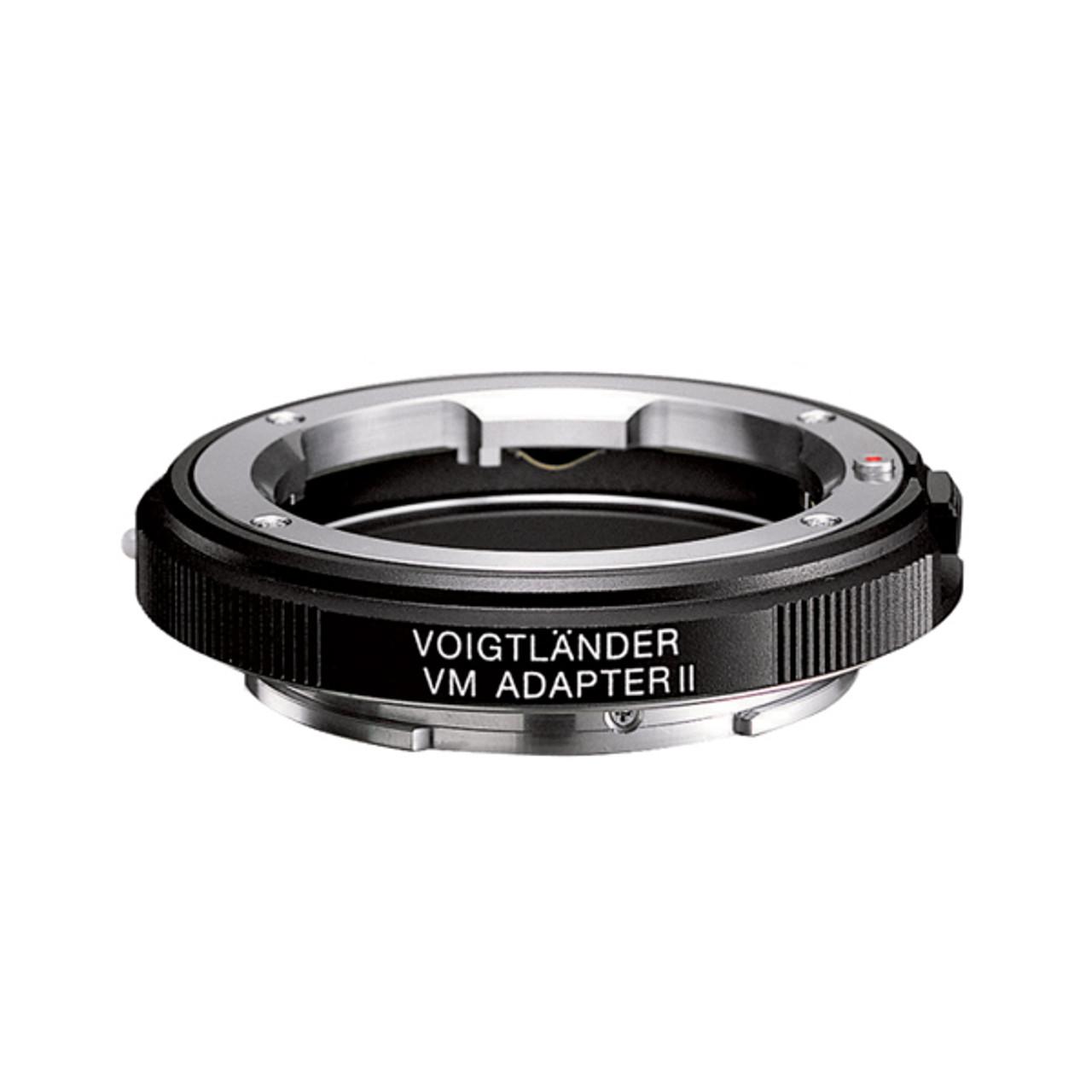 Voigtlander VM to E-Mount Adapter II