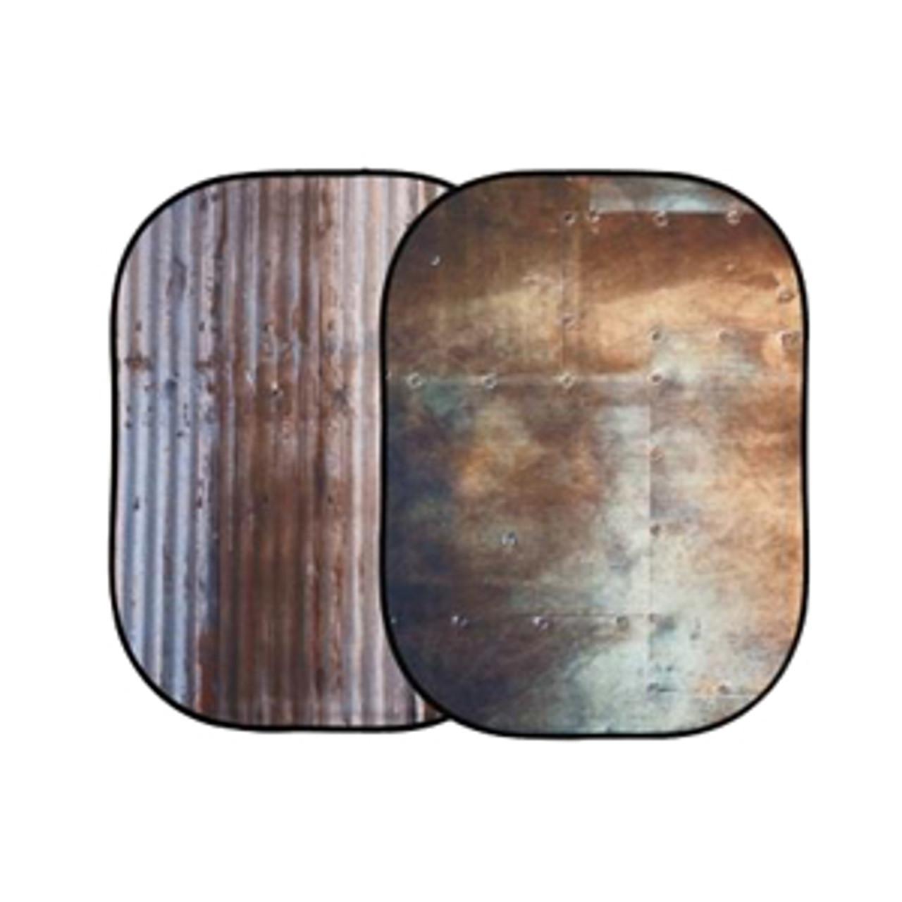 Lastolite Urban Collapsible 1.5 x 2.1m Corrugated/Metal