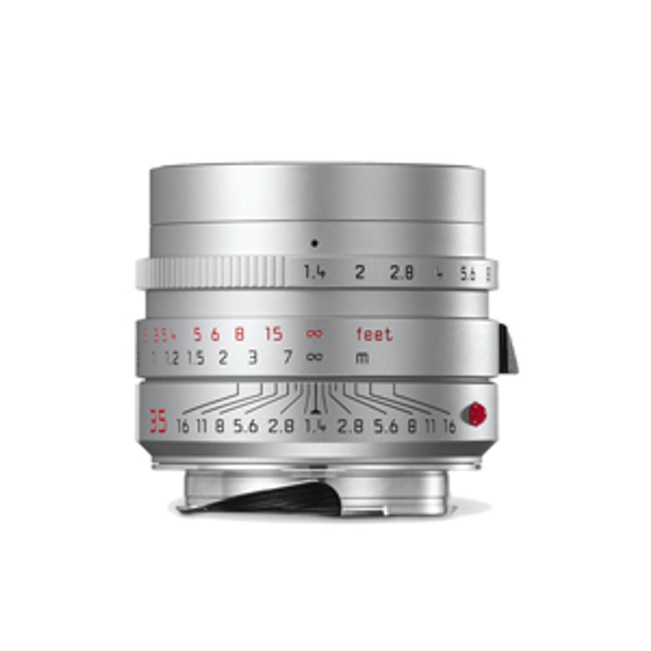 Leica Summilux-M 35mm F1.4 ASPH Silver (11675)