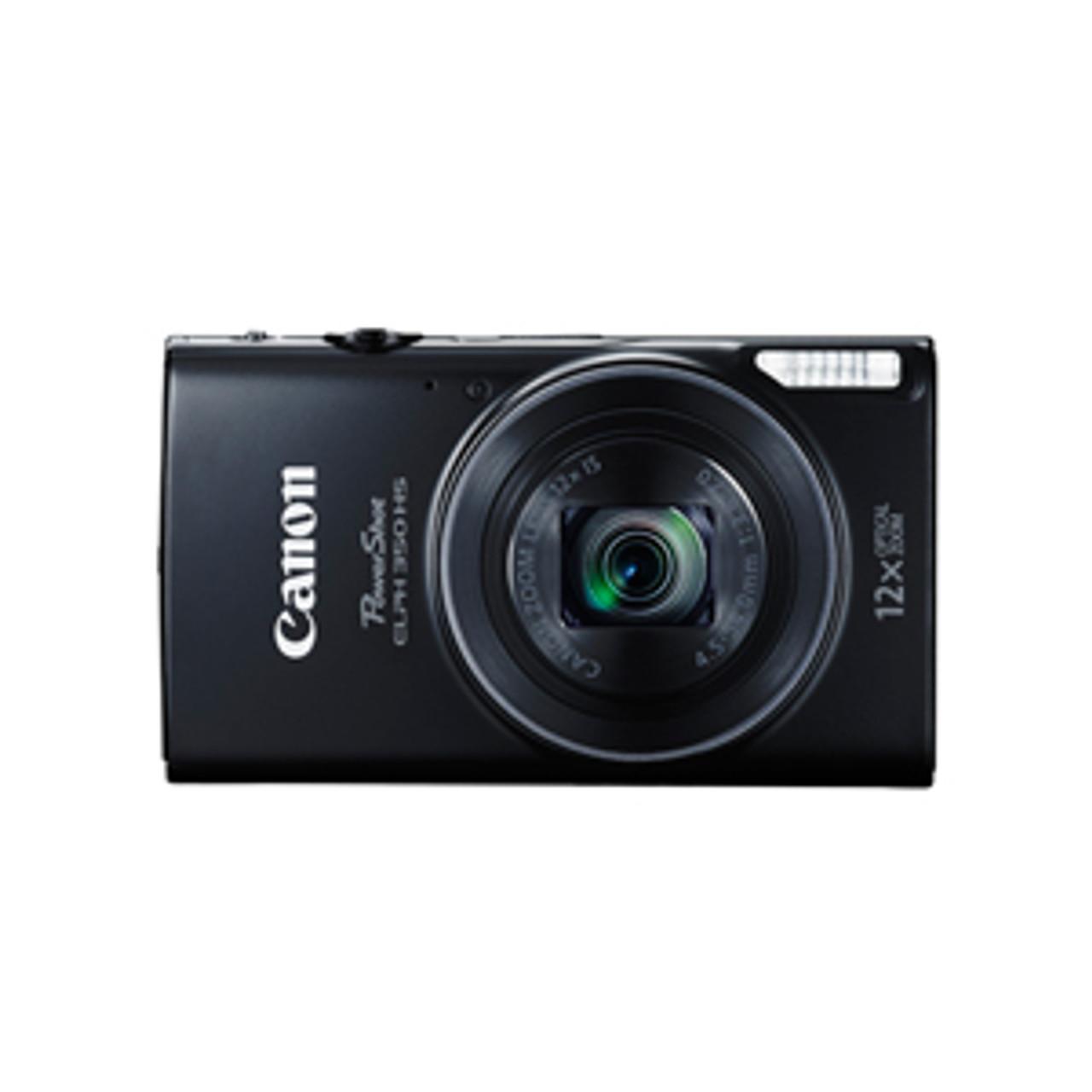 Canon PowerShot ELPH 350HS Black